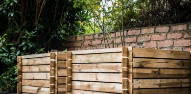 Как сделать деревянный компостер? Построение шаг за шагом