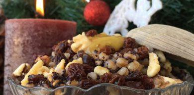 Как правильно приготовить кутью на Рождество: три рецепта из пшеницы, мака, меда и сухофруктов