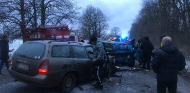 На Сумщині сталася смертельна аварія