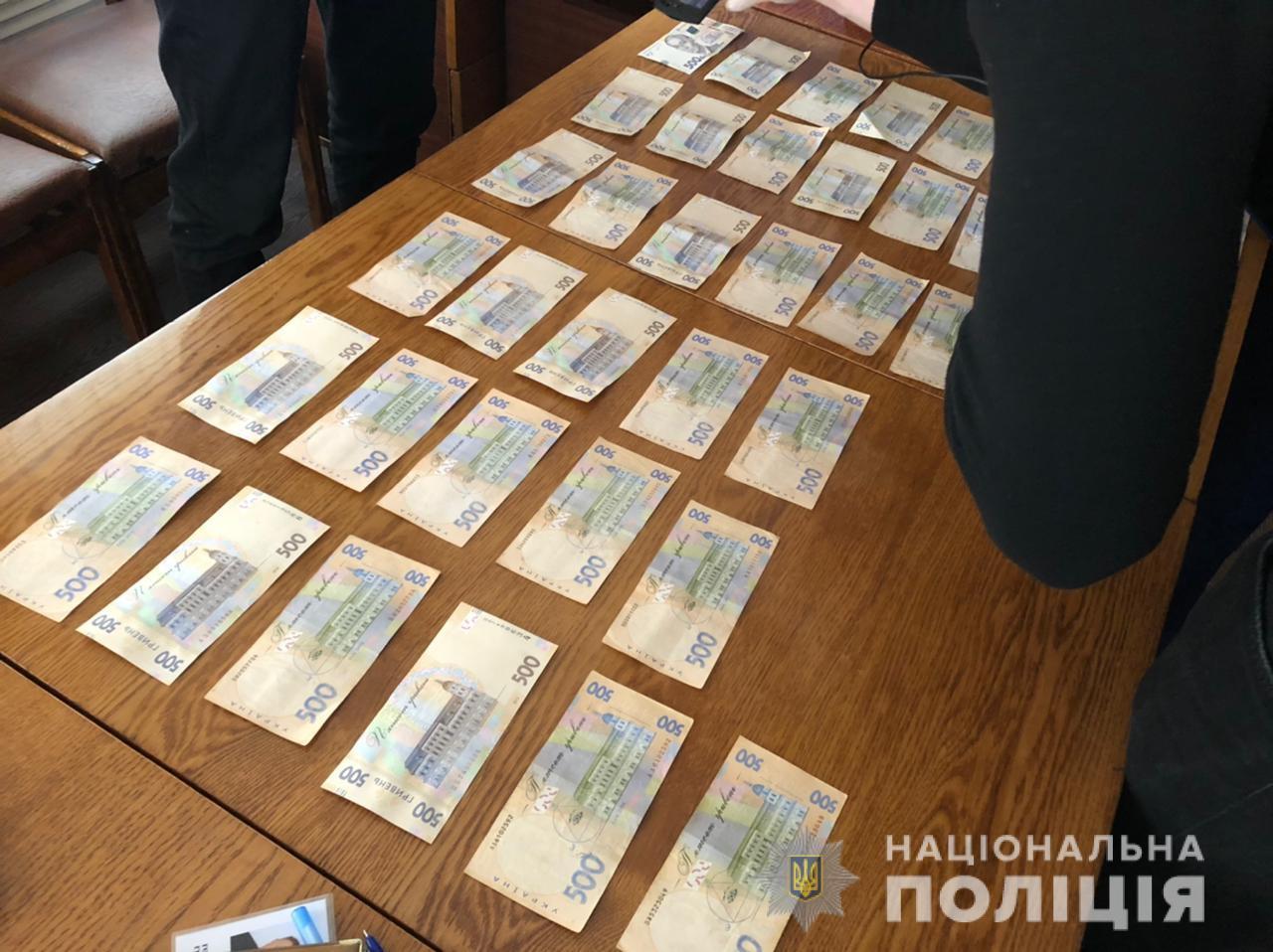 На Сумщині правоохоронці повідомили про підозру голові сільської ради у одержанні 20 000 гривень хабара