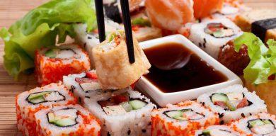 Заказать суши и роллы на день рождения в городе Сумы — почему бы и нет